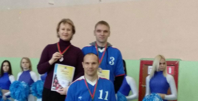 Выступление теннисной команды в Спартакиаде преподавателей и сотрудников